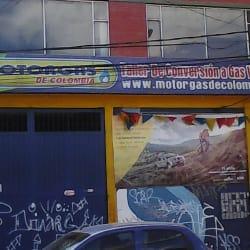 Motorgas en Bogotá