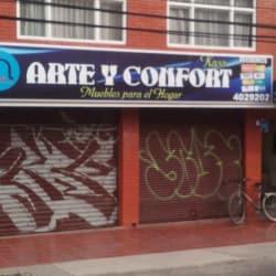 Arte y Confort en Bogotá