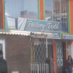 Factory - Textil en Bogotá