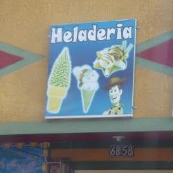 Heladeria Calle 1 con 68A en Bogotá