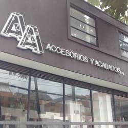 Accesorios y Acabados S.A.S en Bogotá