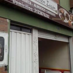 El Buen Zazon en Bogotá