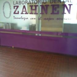 Laboratorio Zahhen en Santiago