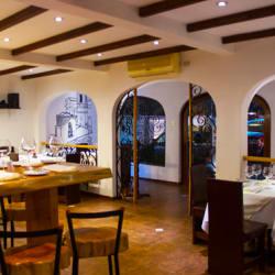 Restaurant Rincón de Toledo en Santiago