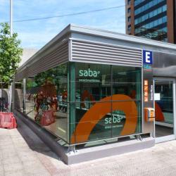 Estacionamientos Saba - Tajamar  en Santiago