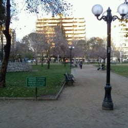 Plaza Rio de Janeiro en Santiago