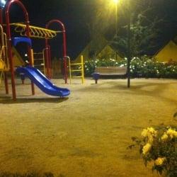 Plaza Rio Rotten en Santiago