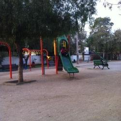 Plaza Salvador Allende en Santiago