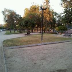 Plaza Manquehue en Santiago