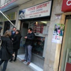Restaurante Donde Sarita en Santiago