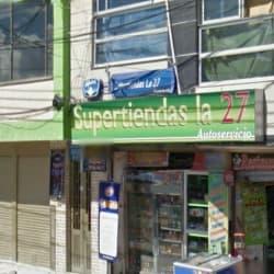 Supertiendas la 27 Autoservicios  en Bogotá