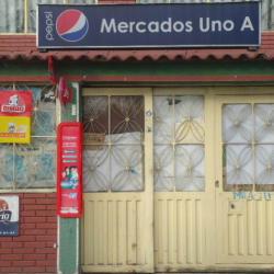 Mercados Uno A en Bogotá