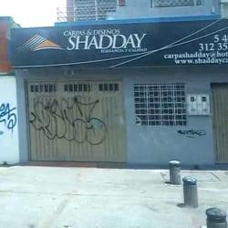 Carpas y Diseños Shadday en Bogotá