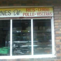 Carnes Finas Carvajal en Bogotá