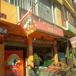 Carnes Finas Uno A en Bogotá
