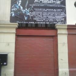 Tienda el Señor de Los Cueros en Santiago