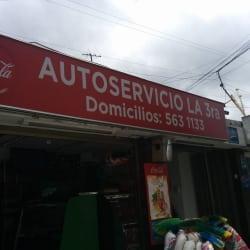 Autoservicio La 3ra  en Bogotá