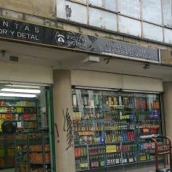 Mas Licor Ltda en Bogotá
