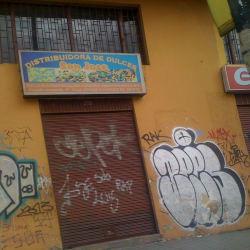 Distribuidora de Dulces San José en Bogotá