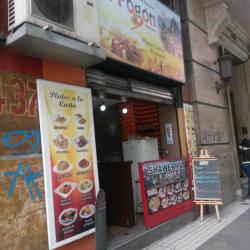 Restaurant El Fogon  en Santiago