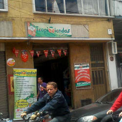 Tropitiendas Carrera 21 con Calle 8 en Bogotá