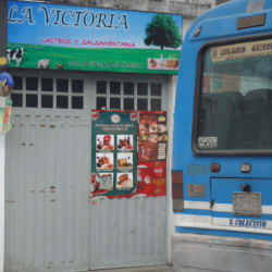 La Victoria Lácteos y Salsamentaria en Bogotá