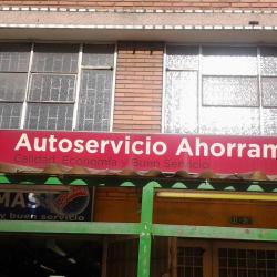 Autoservicio Ahorramas Carrera 52C con 37 en Bogotá