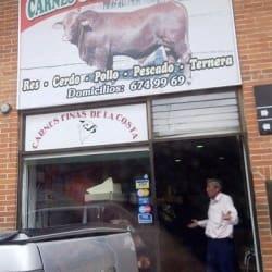 Carnes Finas de la Costa  en Bogotá