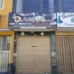 Licores Sasant Cigarreria en Bogotá