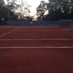 Parque Tenis El Alba en Santiago