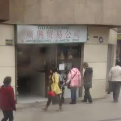 Importadora Guangxing en Santiago