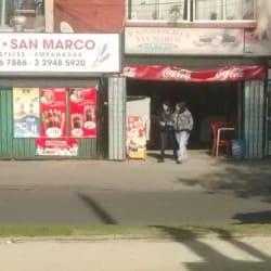 Panaderia San Marco en Santiago