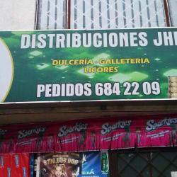 Distribuciones Jherz en Bogotá