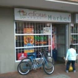 Refous Market en Bogotá