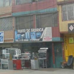 Punto De Fabrica Avenida Caracas en Bogotá