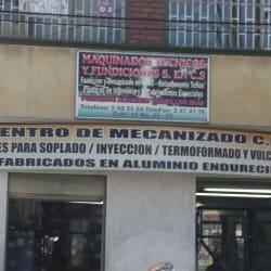 Maquinados Técnicos y Fundiciones S. en C.S. en Bogotá
