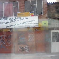 Disfert A.R. en Bogotá