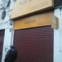 Cadena de Joyerías Aurus en Santiago
