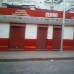 Sergo en Santiago