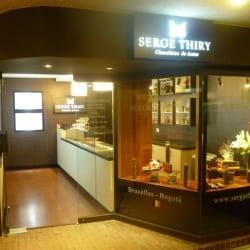 La Chocolatería Galerías Serge Thiry en Bogotá