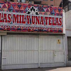 Las Mil y Una Telas en Santiago