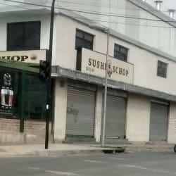 Sushi Schop en Santiago
