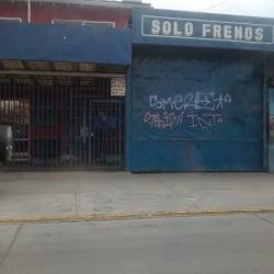Taller Mecánico Solo Frenos en Santiago