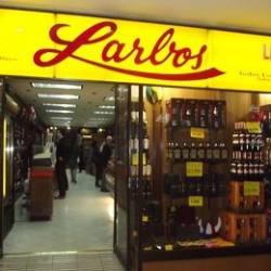Confitería Larbos en Santiago