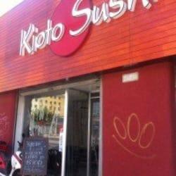 Kioto Sushi - San Ignacio en Santiago