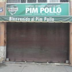 Restaurante Pim Pollo en Santiago
