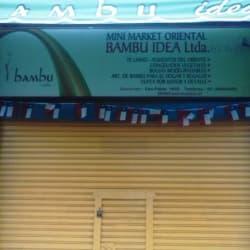 Tienda BambúIdea en Santiago