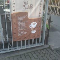 Art Café en Santiago