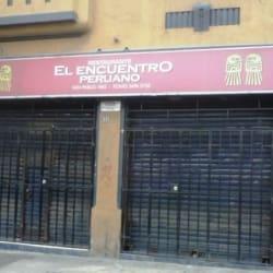Restaurante El Encuentro Peruano en Santiago