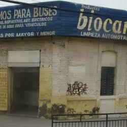 Biocar's en Santiago